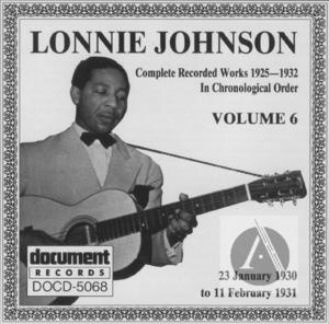 Lonnie Johnson Vol. 6 (1930-1931)