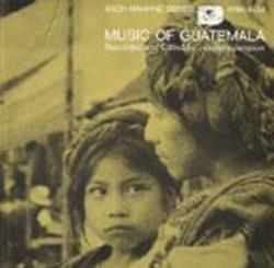 Music of Guatemala, Vol. 1 Album Art