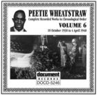 Peetie Wheatstraw Vol. 6 1938-1940