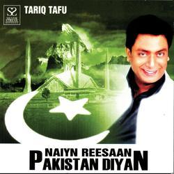 Naiyn Reesaan Pakistan Diyan Album art