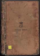 Boundary Line Between British North America and the United States, 1819-1822, Vol. 4