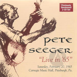 Pete Seeger: Live In '65