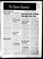 Cheese Reporter, Vol. 85, No. 49, Friday, August 3, 1962