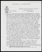 Letter from MG to Mr Justice N.A. Ollenu, 27 Aug. 1965