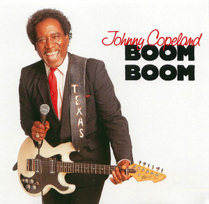 Johnny Copeland: Boom Boom