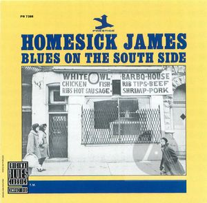 Homesick James: Blues on the South Side