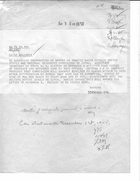Correspondence between H. Bashore and W. R. Young re: Start Date for Preparation of Yangtze Basin Report, November 9, 1945