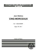 6 Morceaux: Souvenir Nr.1, Op. 79