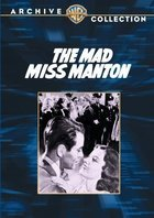 The Mad Miss Manton (1938): Shooting script