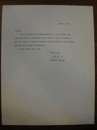 Stanley Milgram to Claude, June 6, 1961