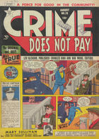 Crime Does Not Pay, Vol. 1 no. 78
