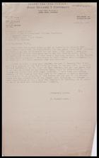 Letter from J. Vanderlinden to CDF, 6 Apr. 1965
