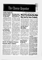 The Cheese Reporter, Vol. 87, No. 45, Friday, July 3, 1964