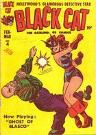 Black Cat Comics, Vol. 1 no. 4