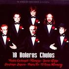 18 Boleros Chulos