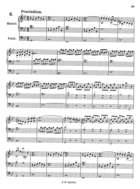 Acht kleine Praeludien und Fugen, No. 6, BWV 558, G Minor