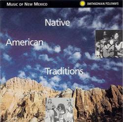 Music of New Mexico: Native American Traditions Album Art