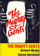 Poster for The Mighty Gents by Richard Errol Wesley, in 1978