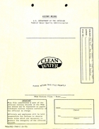 Summary of Conference: Pollution of Interstate Waters of the Hudson River and its Tributaries: September 20, 1967