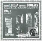 Leecan & Cooksey Vol. 1 1924-1927