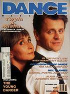 Dance Magazine, Vol. 66, no. 10, October, 1992