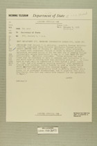 Telegram from Edward B. Lawson in Tel Aviv to Secretary of State, January 4, 1956
