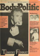 The Body Politic no. 107, October 1984