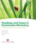 Readings and Cases in Sustainable Marketing: A Strategic Approach to Social Responsibility