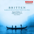 Britten: Symphony for Cello and Orchestra|Death in Venice (Suite)