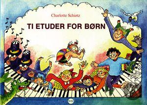 Ti Etüder for Børn