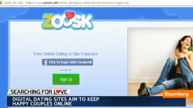 Zoosk search engine
