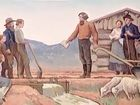 Discussion of the Mormon Migration West and the Founding of Salt Lake City, UT, 1846