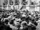 Theodore Roosevelt, TR at Fargo