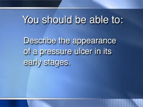 Nursing Assistant 11 Pressure Ulcer Prevention Alexander