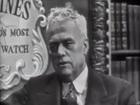 Chronoscope, Dr. Harry C. Byrd