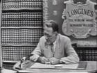 Chronoscope, Dr. Willy Ley