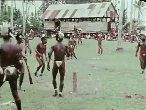 trobriand cricket