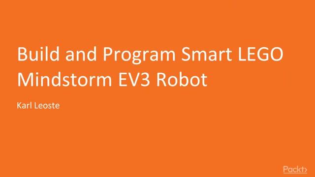Build and Program Smart LEGO Mindstorm EV3 Robot