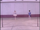 Balanchine Foundation Video Archives: MELISSA HAYDEN coaching the pas de deux from Stars & Stripes
