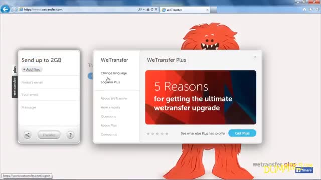 Cloud-Based File Transfer Tools For Dummies WeTransfer and