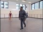 Balanchine Foundation Video Archives: ARTHUR MITCHELL coaching the Pas de Deux from Agon