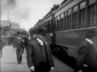 William McKinley, Arrival of McKinley's Funeral Train