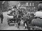 Mitchell and Kenyon 629: Bradford Coronation Procession, 1902