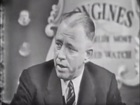 Chronoscope, Sen. Irving M. Ives (R-NY) (Oct. 1952)