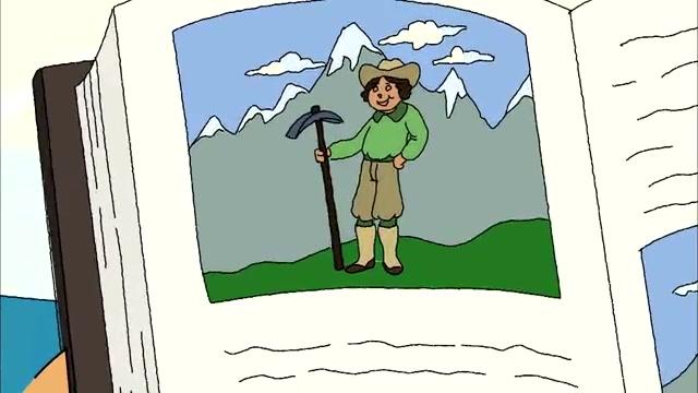 Arthur, Season 17, Episode 2, Adventures in Budylon/Ladonna