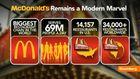 How Big Is McDonald's International Reach?