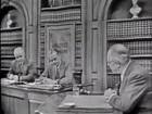 Chronoscope, Delegate to Congress Joseph R. Farrington (R-HI) (1953)