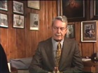 Vietnam: A Television History, Interview with Edward Geary Lansdale, 1979 [Part 1 of 5]
