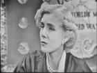 Chronoscope, Mrs. Clare Boothe Luce