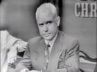 Chronoscope, Theodore R. McKeldin (1951)